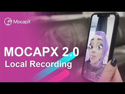 mocap local recording
